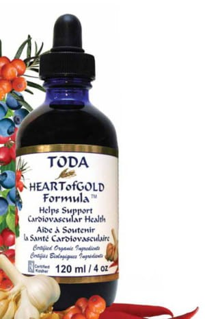 TODA Krople Heart of Gold Formula 60ml