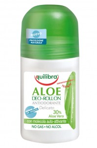 ALOESOWY ANTY-PERSPIRANT W KULCE 50 ml - EQUILIBRA