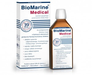 BioMarine Medical, płyn, 200ml