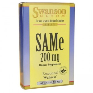Swanson SAMe 200mg 60 tabletek
