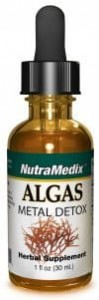 Algas Metal Detox - NutraMedix 30ml