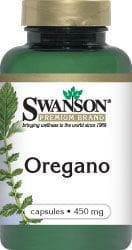 Oregano 450mg/90 kaps -suplement diety