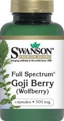 Full Spectrum Goji 500mg/60 kaps. - suplement diety