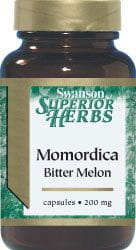 Momordica Bitter Melon - suplement diety