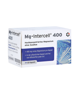 Mg-Intercell® Cytrynian magnezu 60kaps.