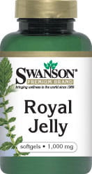 Royal Jelly 1000mg/100 kaps - suplement diety